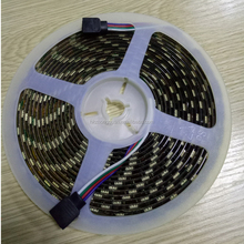 SMD 5050 RGB super bright side emitting led strip lighting price 5V