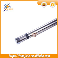 Pure Copper Chemical Earthing Rod Factory