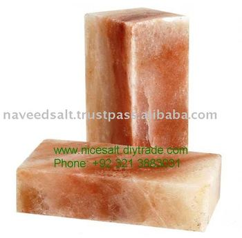 HIMALAYAN SALT BRICK/ROCK SALT TILI/CRYSTAL SALT BLOCK
