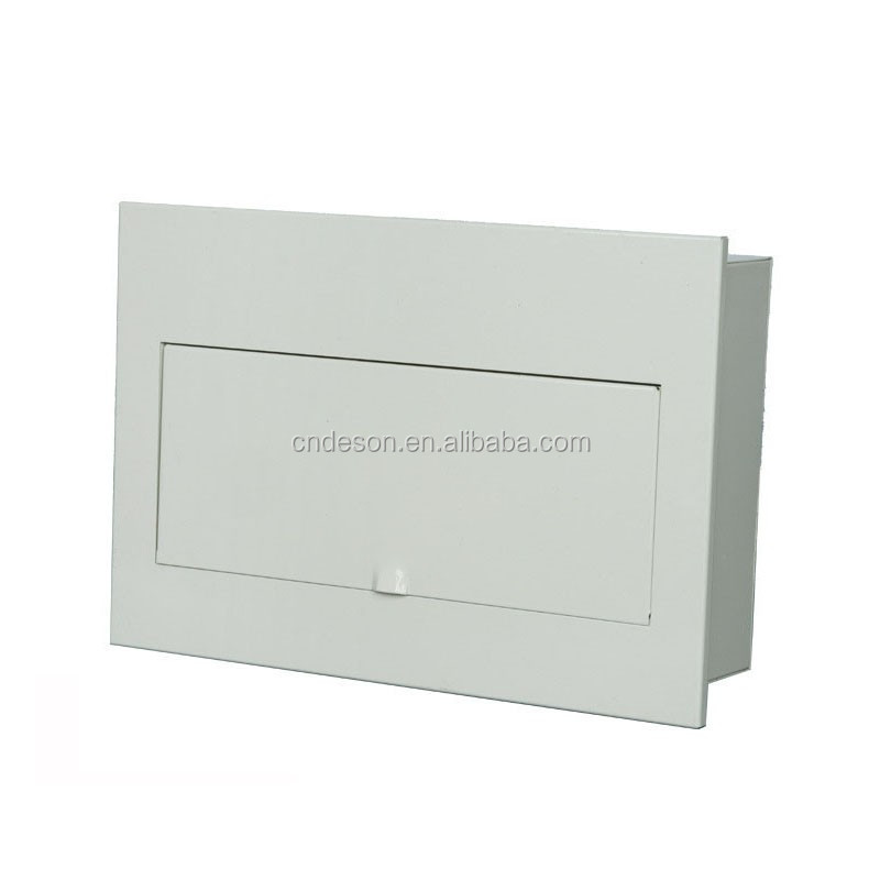 Switch Panel Box, MCB Breaker Mental box, Size Electric Distribution Box