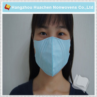 Hot Selling Comfortable for Air pollution and Fashion 3 D Face Mask