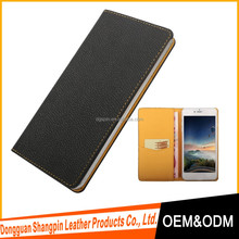 supplier for iphone 7 case, custom-made genuine leather flip case for iphone 6 7