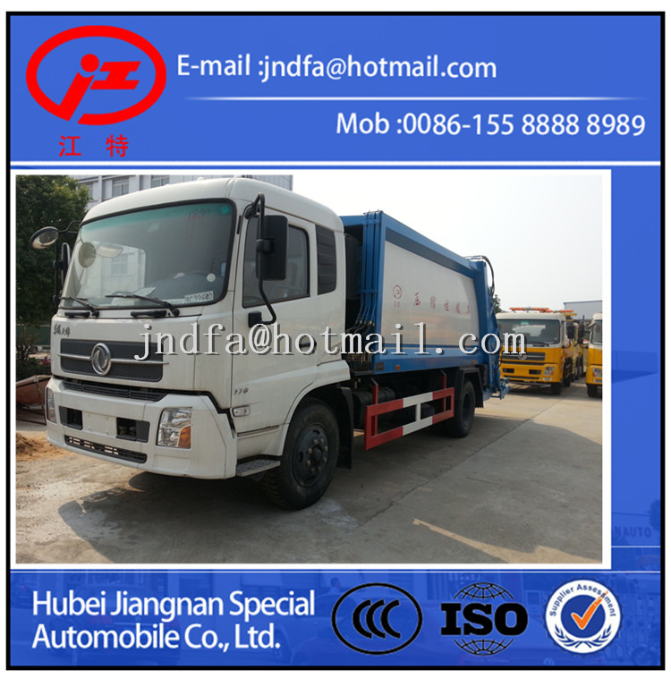 TianJin Compression Garbage Trucks