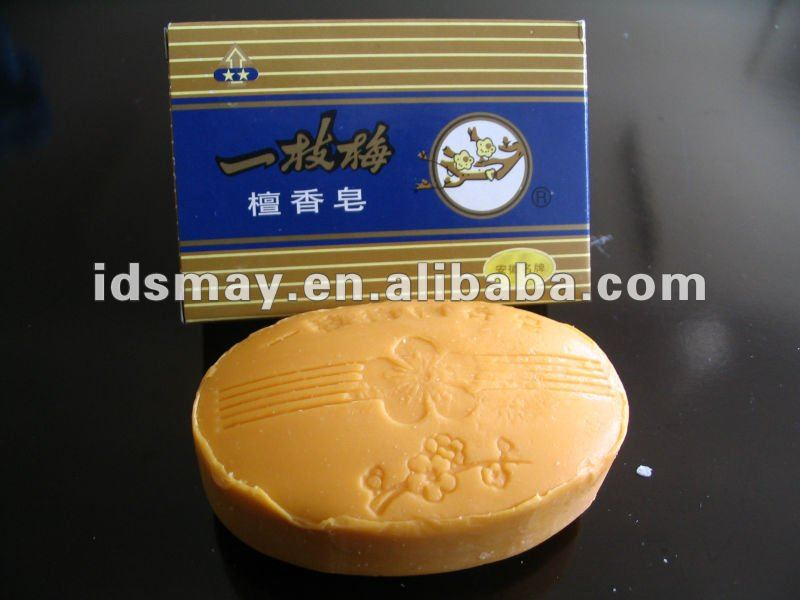100g Sandalwood King bath soap