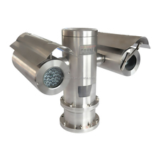 Marine Salty Proof Corrosion Proof Stainless Steel IP68 CCTV Camera Housing