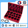 TC Rohs Certification 419pc High Quality Assorted Acrylonitrile Butadiene Rubber O Ring