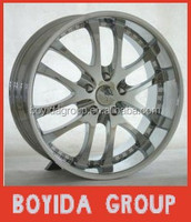 22 24 inch chrome car alloy wheels