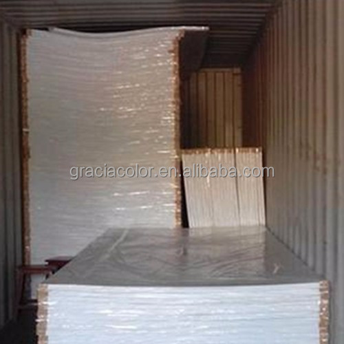 white lightweight pvc Free foam sheet 3mm,1.22*2.44M for printing