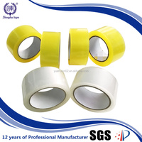 Professional Manufacturer of Bopp Clear Adhesive Tape
