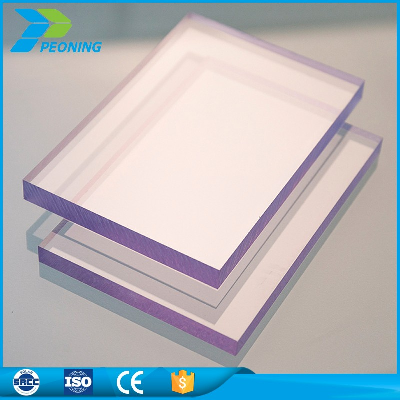 Heat insulation lexan polycarbonate solid sheet cheap price