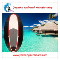 Water sport painting and eva deck pad cover eps foam paddle board