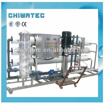 China CE certificate mineral water plant