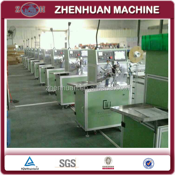 Full automatic CNC toroid nanocrystal core winding machine from China