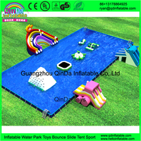 Summer Inflatable Water Game Park Water Park Equipment For Sale