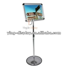 outdoor & indoor advertising light poster stand