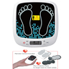 Good Quality Professional Multifunction EMS Foot Massager Machine with Vibration & Heat Therapy
