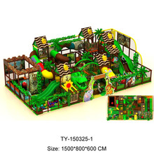 Jungle Themed Popular Kids Indoor Playground For Sale,Indoor Soft Playground,Soft Modular Playground Manufacturer