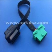 Car cable China obd diagnostic cable Peugeot and Citroen obd cable
