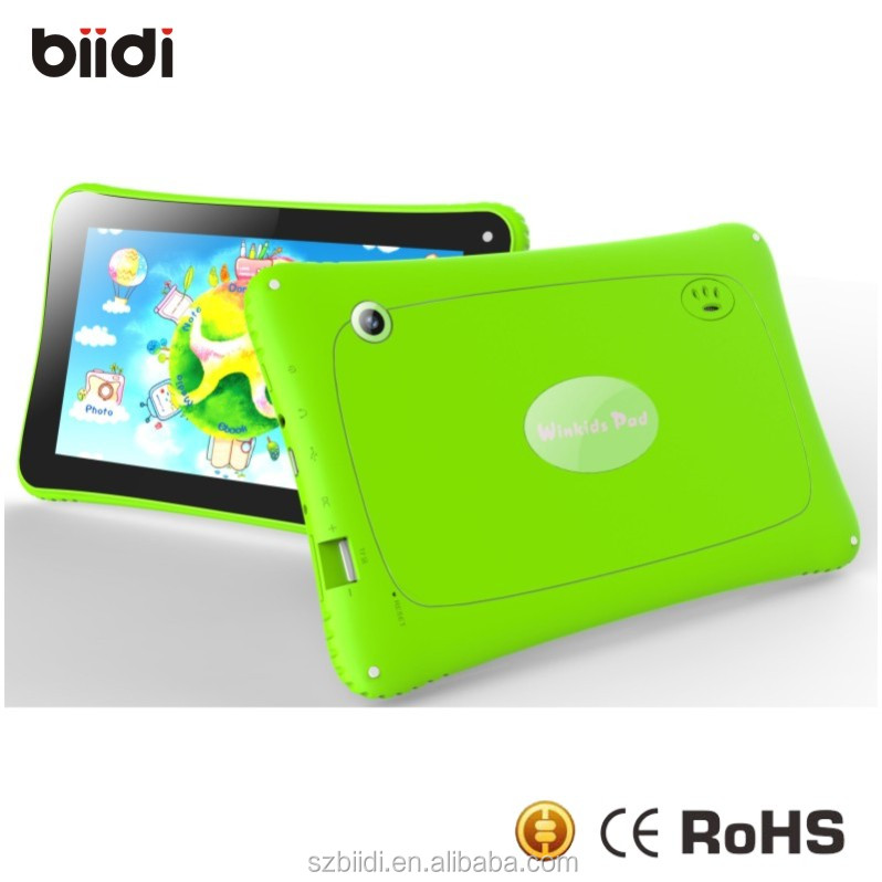 Andriod5.1education kids tablet 7inch tablets pc1280X800 IPS Lte Andorid Phone Tablets with preschool education