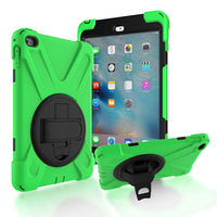Luxury 360 Rotation Universal Thick kid Proof Best Selling 10.5 7 Rugged Tablet Cases For iPad Mini 4 8 Inch