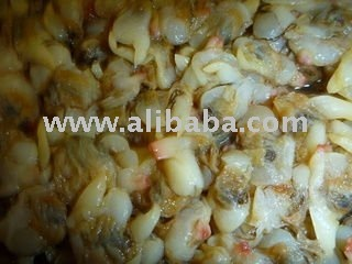 Fresh Frozen Clam Meat