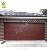 Aluminum garage doors ,used garage doors panel for sales