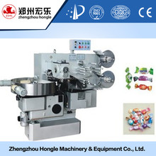 Double Twist Candy Packing Machine|Automatic Double Twist Candy Wrapping Machine