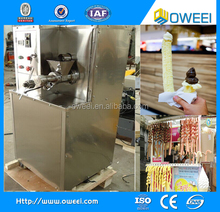 Best selling easy operation rice and corn bulking machine with ice cream