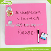 Bright colors custom magnetic writing board for children