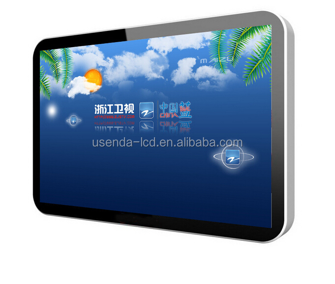 32 37 42 46 55 65 inch lcd digital signage player