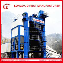 Direct factory competitive price super quality batch type stationary asphalt making machine