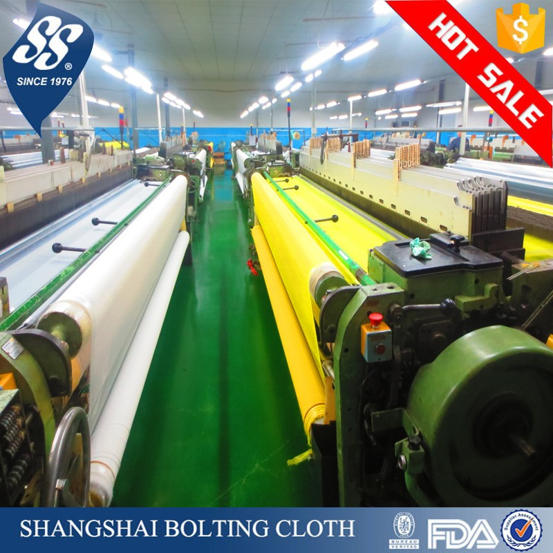 DPP polyester silk screen printing mesh, bolting cloth for t shirt printing