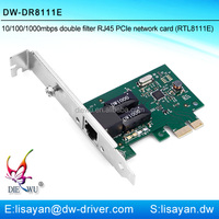 Gigabit Ethernet 1000M RJ45 Mini PCI