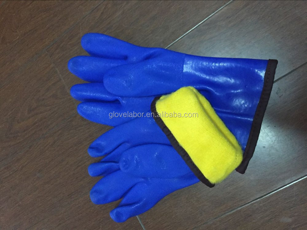 new products waterproof heat resistant glvoes industry safety working gloves