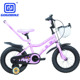 High quality GOGO BIKE cheap steel frame 14 inch children bike for 4 years old kid