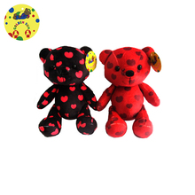 High quality multicolor dog plush animal toys