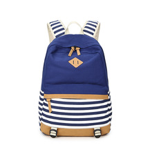 Fashion designed anti-theft notebook backpack laptop bagpack bag for girls boys