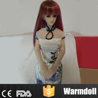 65cm Silicone Girl 3kg Loli Japanese Silicone Sex Doll