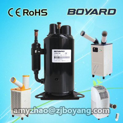top brand BOYARD r407c rotary compressor for home portable air conditioner parts
