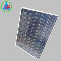 Hot sale and good quality poly 200w solar panel high pressure cleaning machine