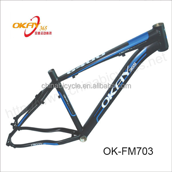 Cheap Alloy mountain geometry of frame bicycle Frame on sale