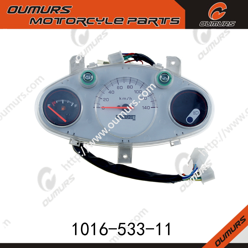 for 125CC SCOOTER ARN 125 electric motorcycle digital speedometer