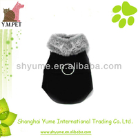 Hotsale Winter Dog Clothing with Fur Collar