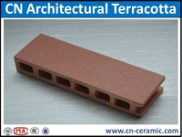 Wall panel system for exterior roof tile