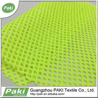 polyester mesh lining fabric for clothing and for sports shoes