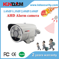 KENDOM China CCTV Factory Own Products HD Alarm Camera Series with Varifocal Lens Camera Alarm large size bullet hosuing