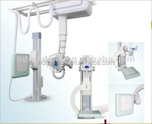 50 kw U-arm DR of 630ma and 380v/50Hz alimentation with simple mobile xray transparent table