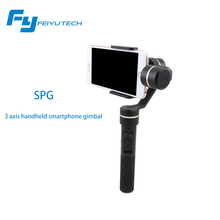 Feiyutech FY SPG C 3 axis handheld smartphone gimbal for IPhone SE 5 5c 6 6s plus 7 7 plus PK Smooth Q Feiyu Stabilizer