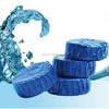 Blue Toilet Blocks toilet cleaning detergents