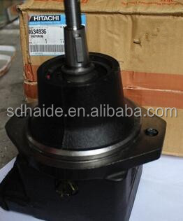 Excavator Engine Parts Fan Motor for ZX450, ZX470